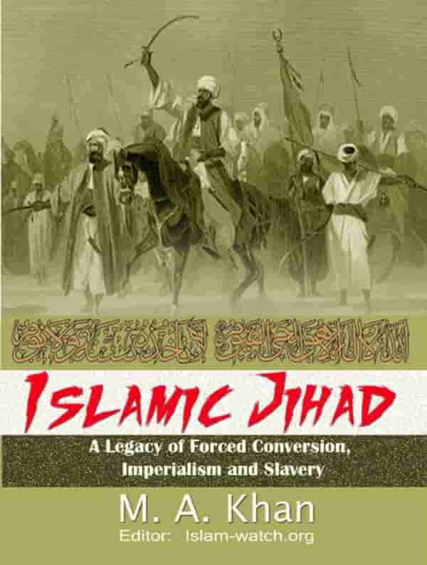 islamic-jihad -- muhammad slave hunting jihad raid